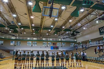 Volleyball vs. Ringgold October 14, 2015