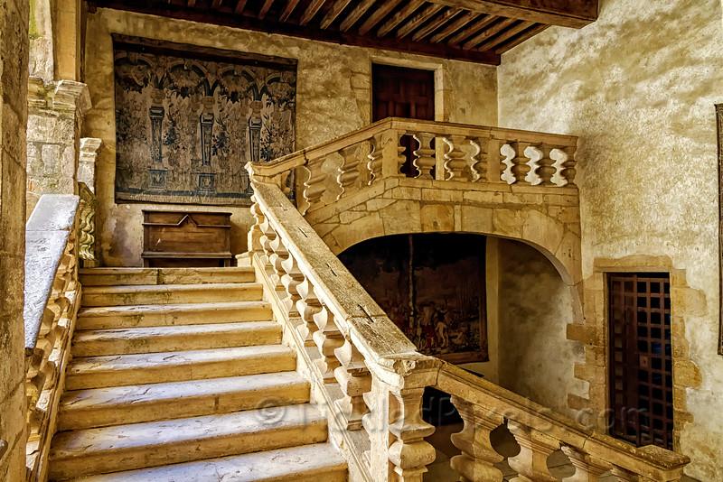 Renaissance Stairway