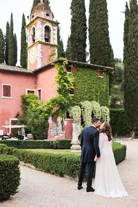 Diana & Vedran, Verona, Italy