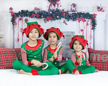 Christmas Anya Vo