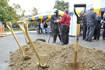 28538 AERB Statler College Groundbreaking October 2012
