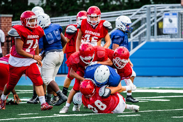 2019 Scrimmage 2 NB