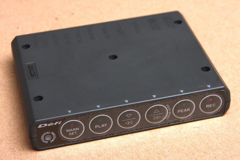 Defi Link Control Unit II front