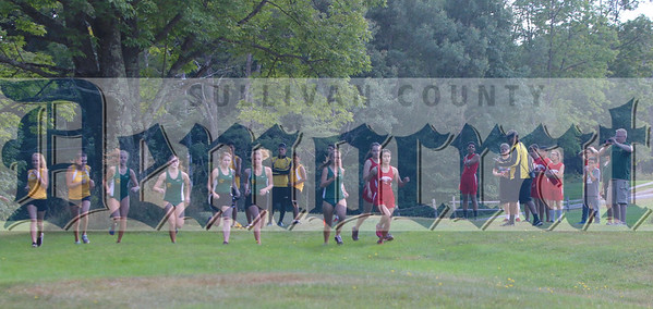 Liberty vs Eldred & Fallsburg Cross Country