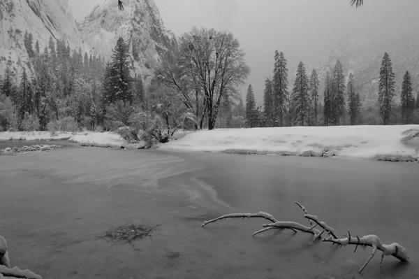 Valentine's Trip to Yosemite