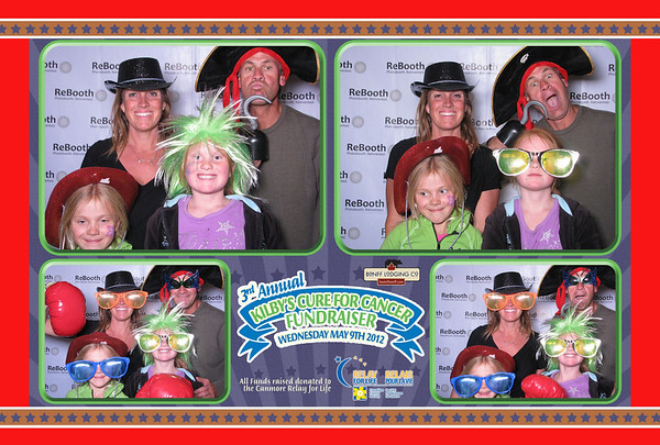 3rd Annual Kilby's Cure for Cancer Fundraising Event