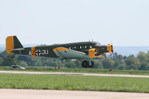 Aviatická pouť - 100 let aviatiky