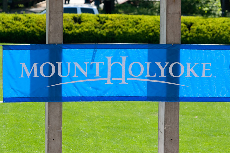 Where were we?  Well, Mount Holyoke of course!