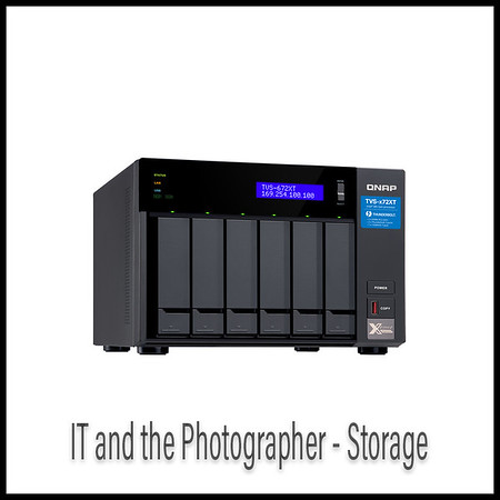 IT and the Photographer - Storage