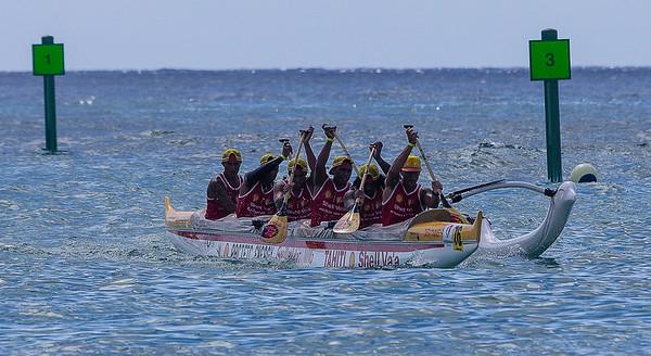 Molokai Hoe 2018