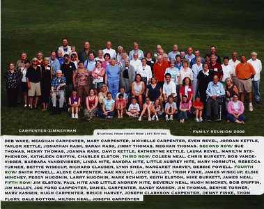 Reunion 2006 Group Photo