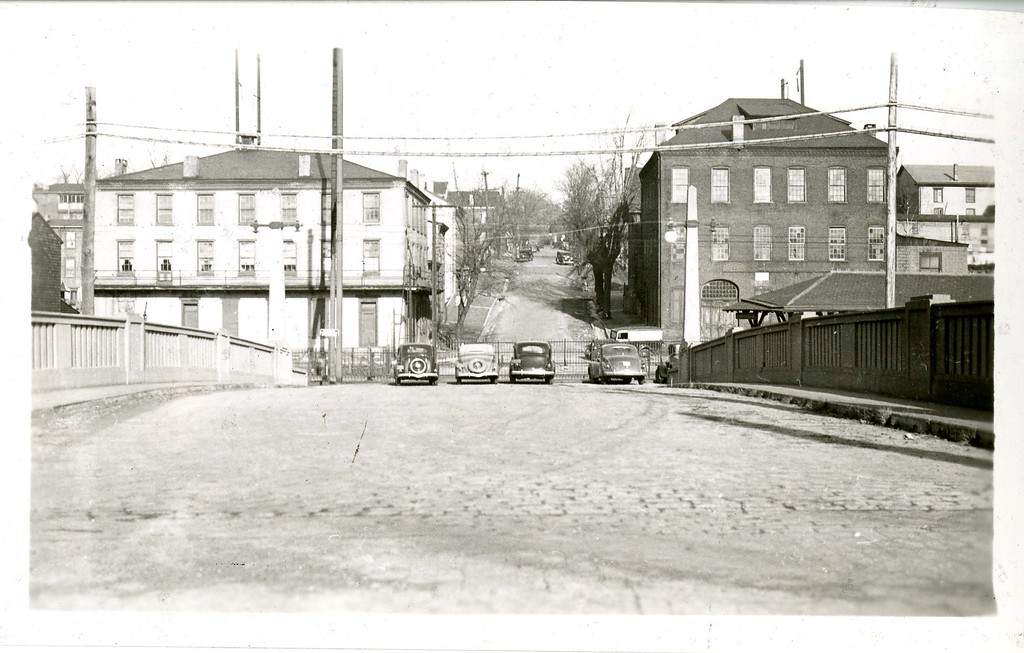 . This photo from the Historical Society of Montgomery County was taken in Conshohocken in 1934.