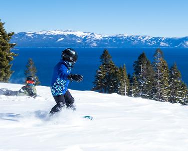 Lake Tahoe Trip -Family