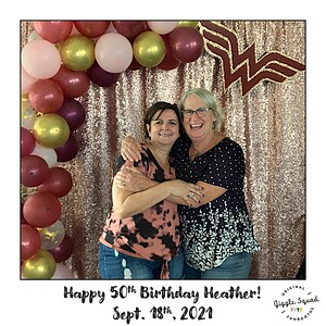 Heather's 50th Surprise Party