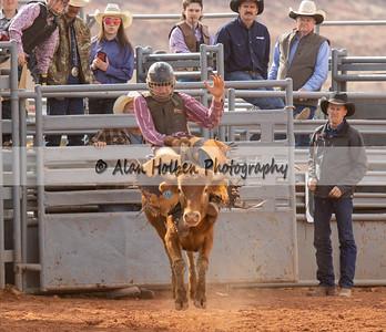 Saturday - Jr High - Bull Riding