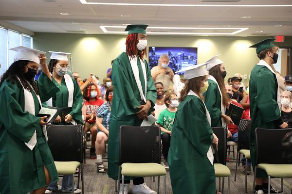 2021 Summer Graduation