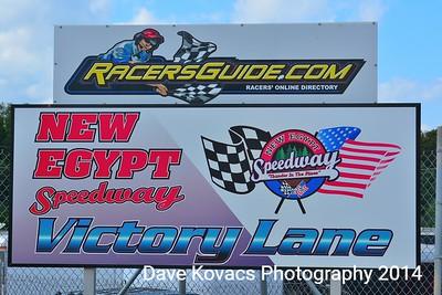 New Egypt Speedway 9-20-14