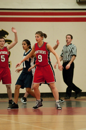2010 Jr. Girls Basketball