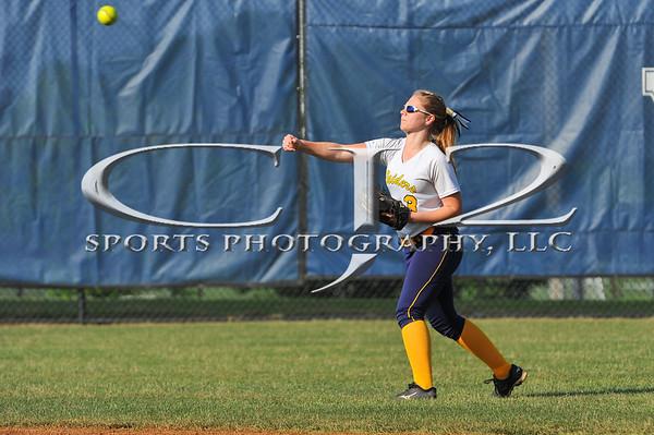 5-30-2014 Loudoun County at Woodgrove Softball (Varsity)