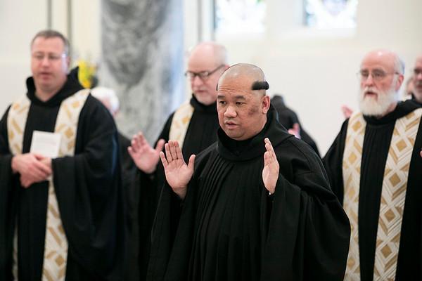Fr. Mateo Zamora - Solemn Profession 2021