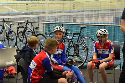 Derby Velodrome 19 Apr 2015