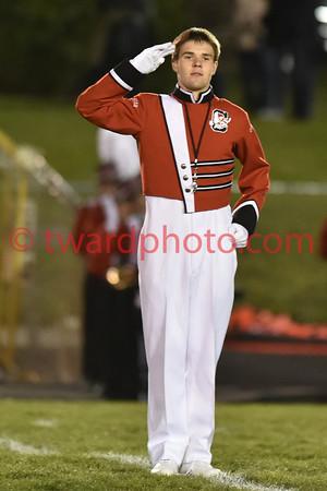 2015 CHS Marching Band - CR Washington