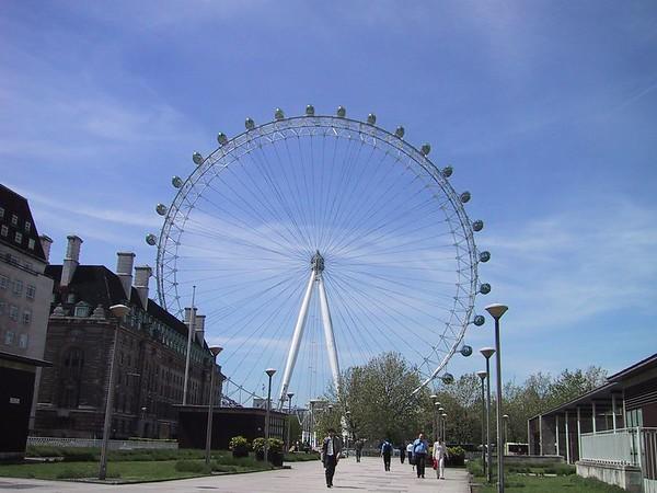 2001/05 - London Eye