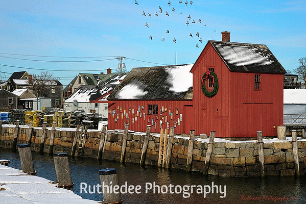 Gloucester and Rockport, Massachusetts