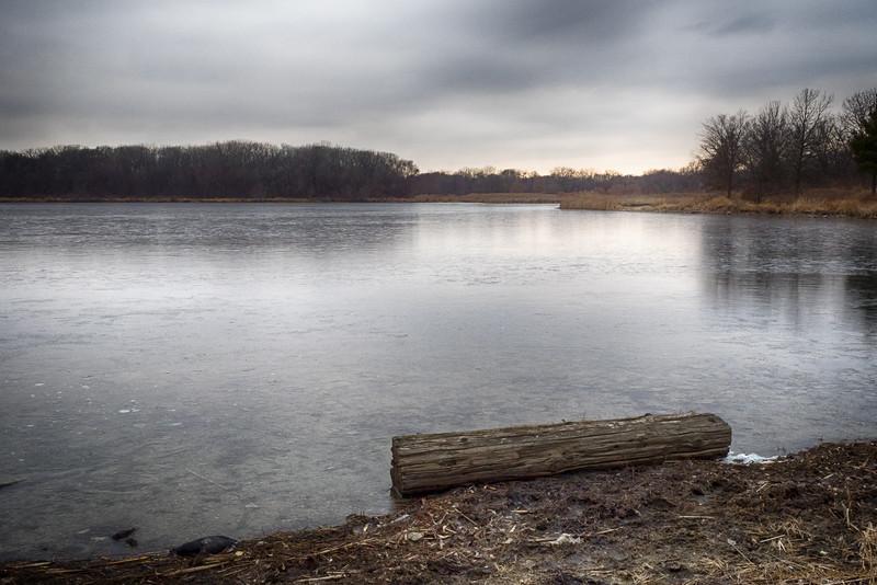 Changing Lake
