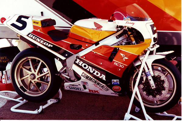 Camel Motorcycle Grand Prix 1990