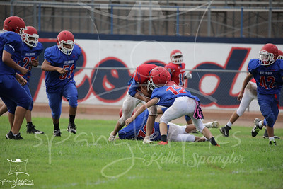 20190809 Red & Blue Scrimmage