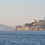 Alcatraz famous prison, San Francisco, USA