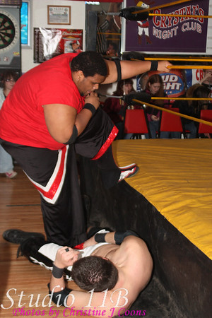 CTWE 090307 - KC Jacobs & Ant Battle & Vicious V vs Ian Griffin & Mikey Chase & Johnny Miyagi