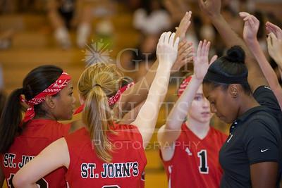 2008-08-26 Volleyball - SJS JV1 Girls