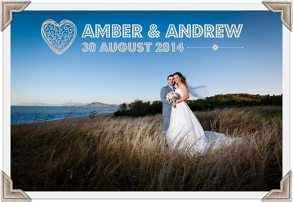 Amber & Andrew