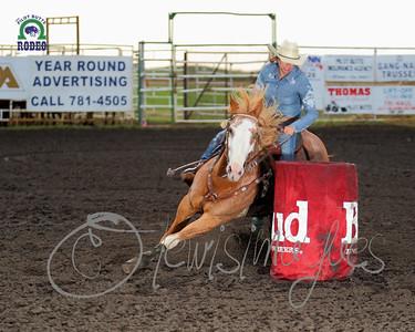 Pilot Butte Rodeo 2013 - Slack