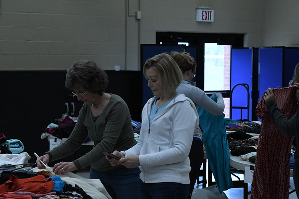 2019 Womens Clothing Swap Event