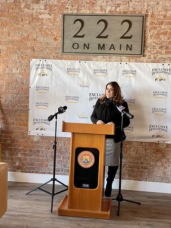 Mayor Erin E. Stewart
