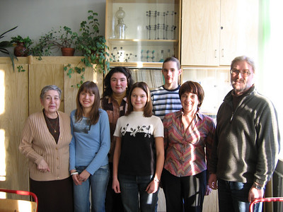 2008-02-05, Oxana's Chemistry Project Team