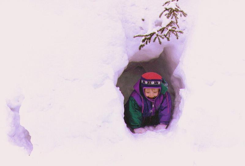 Alina in garden hill snow cave  .jpg