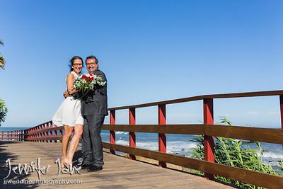 Thomas and Martina , Renewal of Vows - El Oceano, Mijas Costa