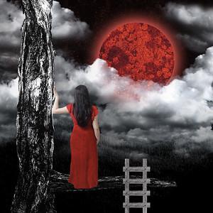 """""""Dreams"""" (digital collage) by Mariya Todorina"""