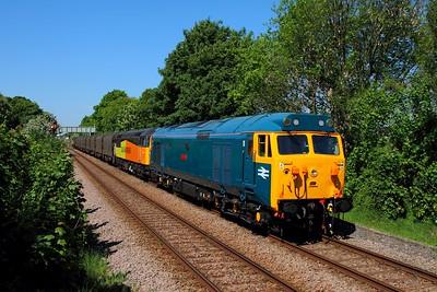 Nottingham to Skegness line