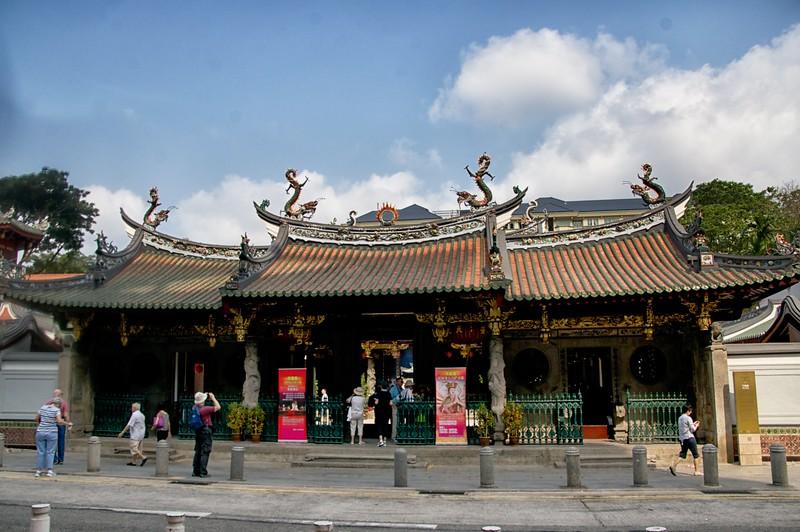Taoist Temple Thian Hock Keng