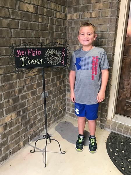 Caseton | 1st grade | Plain Elementary