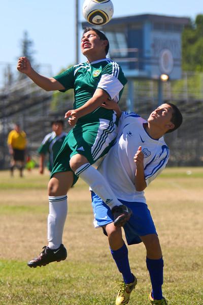 Magic vs Boca Junior 9-25-2010