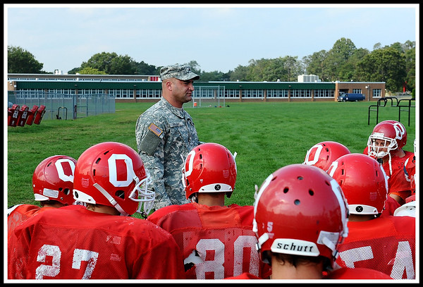 National Guard Team of the Week  Ocean Sept 14 2011