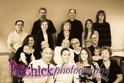 The Ubinger Family~October 23, 2011