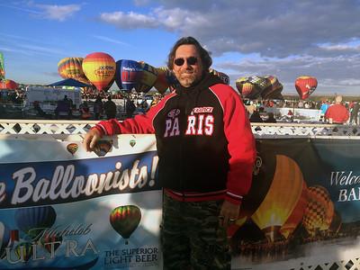 Albuquerque Balloon Fiesta - 2016