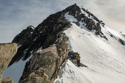 Soloist Peak, 01-03 November 2020